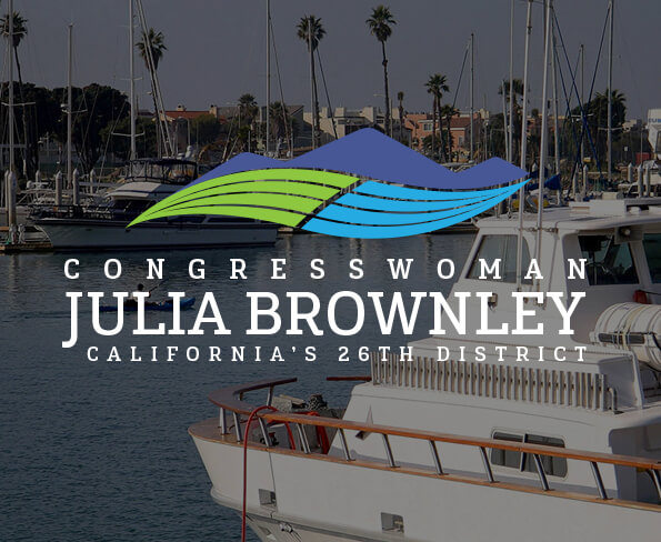 Brownley Announces $20 Million for Community Projects Throughout Ventura County Secured in Federal Funding Bills