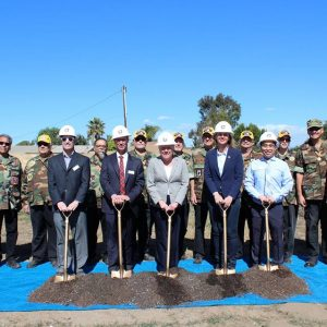 Brownley Speaks at Many Mansions Groundbreaking Ceremony