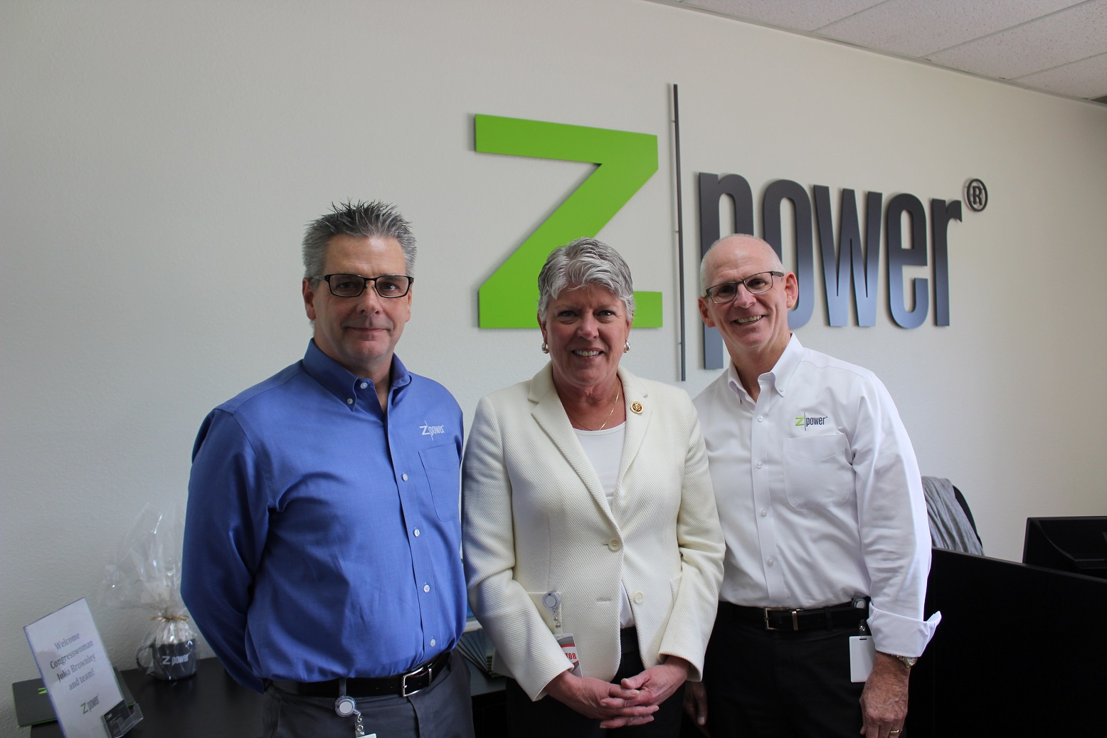 Brownley Tours ZPower