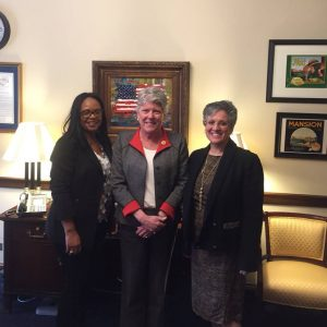 Brownley Meets with Bladder Cancer Advocacy Network