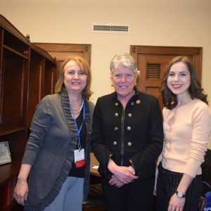 Brownley Meets with Juvenille Diabetes Advocates