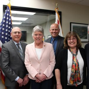 Brownley Meets with the District Export Council of Southern California
