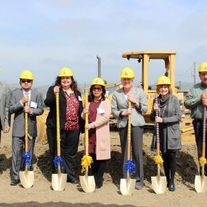 Brownley Attends Groundbreaking Ceremony for Cabrillo Economic Development Corporation's Newest Affordable Housing Development