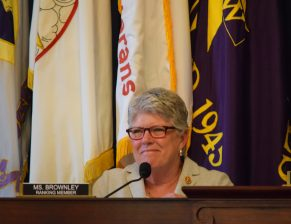 Brownley Speaks at House Committee on Veterans' Affairs Subcommittee on Health Hearing