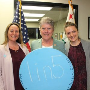 Brownley Meets with Maternal Mental Health Coalition of Ventura County