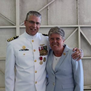 Brownley Participates in Change of Command Ceremonies