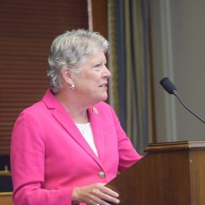 Brownley Speaks at Decoding Dyslexia's Hill Days