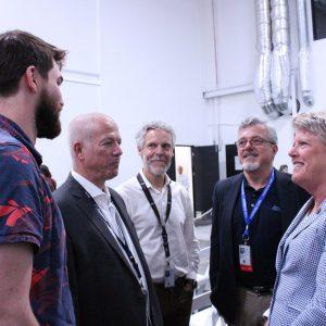 Brownley Welcomes Northrop Grumman's New Astro Aerospace Facility