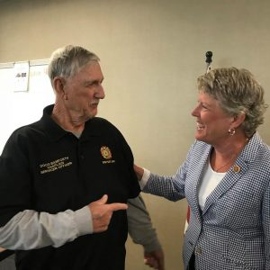 Brownley Meets with Veteran Collaborative of Ventura County