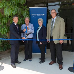 Brownley Welcomes Northrop Grumman's New Astro Aerospace Facility