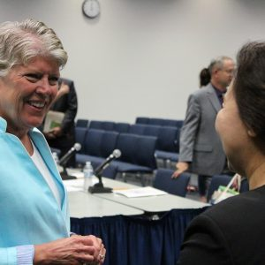 Brownley Holds Congressional Hearing on VA's Long-Term Care Services