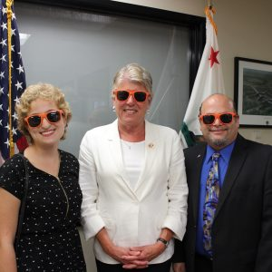 Brownley Meets with Local Advocates of the International Pemphigus & Pemphigoid Foundation