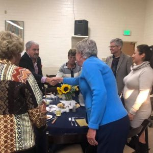 Brownley Attends the Knights of Columbus in Oxnard for their Annual Civic Night