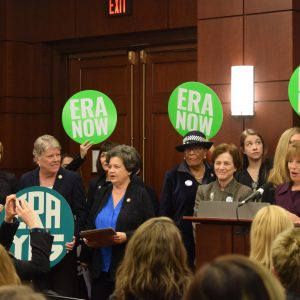 Brownley Attend Equal Rights Amendment Press Conference