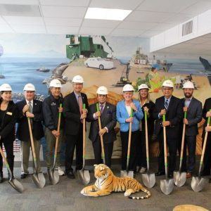 Brownley Participates in the Groundbreaking of Critical Upgrades to the Port of Hueneme