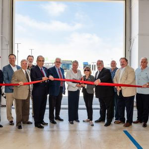 Brownley Attends Ribbon Cutting Ceremony for Gold Coast Transit District's New Maintenance and Operations Facility in Oxnard